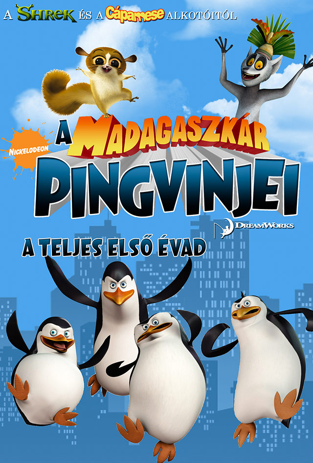 A Madagaszkár pingvinjei (The Penguins of Madagascar) 1. évad