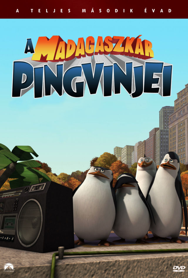 A Madagaszkár pingvinjei (The Penguins of Madagascar) 2. évad