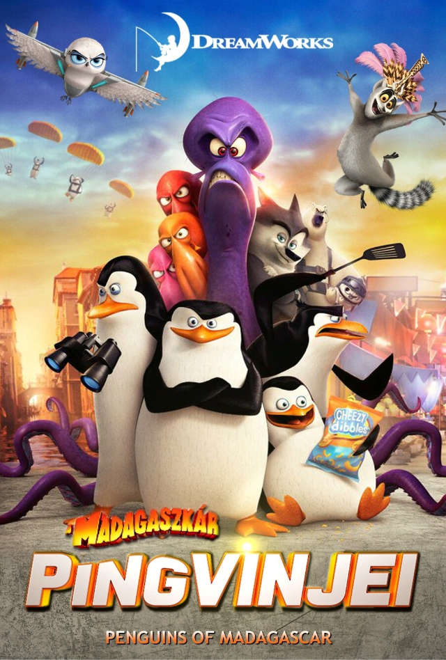 A Madagaszkár pingvinjei (The Penguins of Madagascar) 3. évad