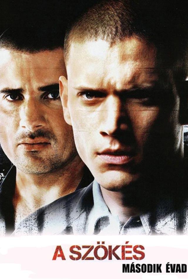 A szökés (Prison break) 2. évad