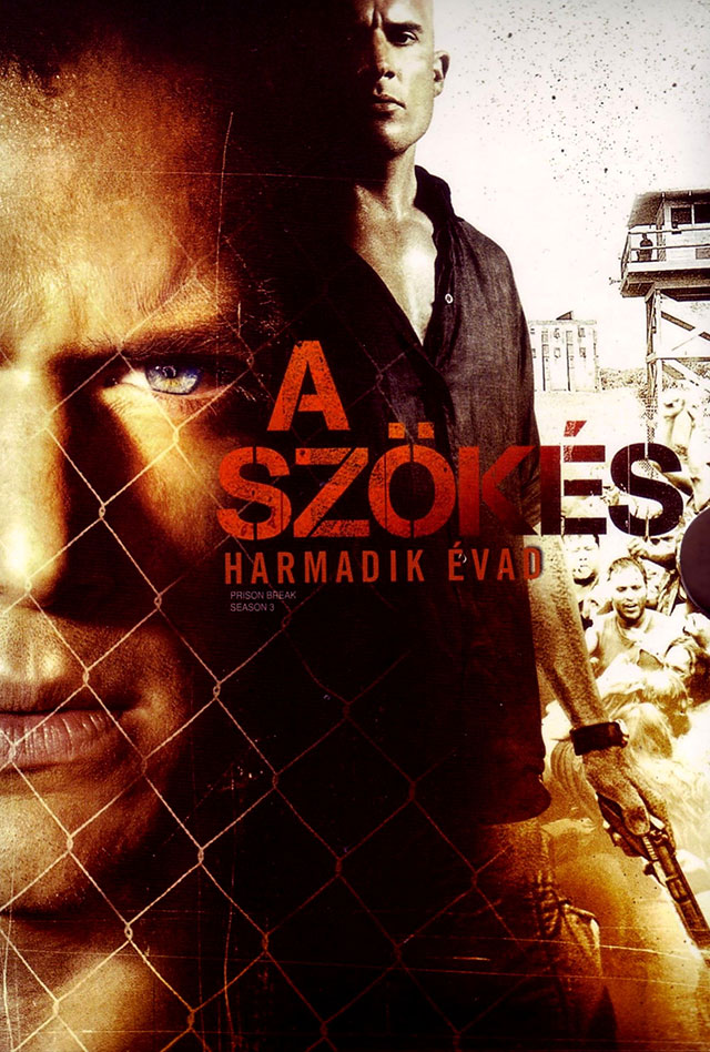 A szökés (Prison break) 3. évad