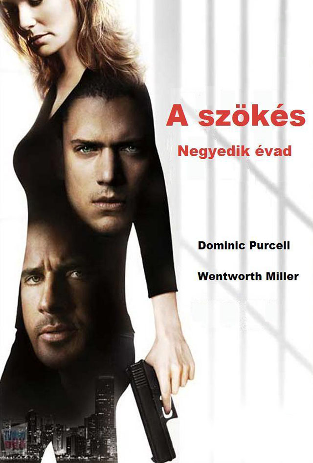 A szökés (Prison break) 4. évad