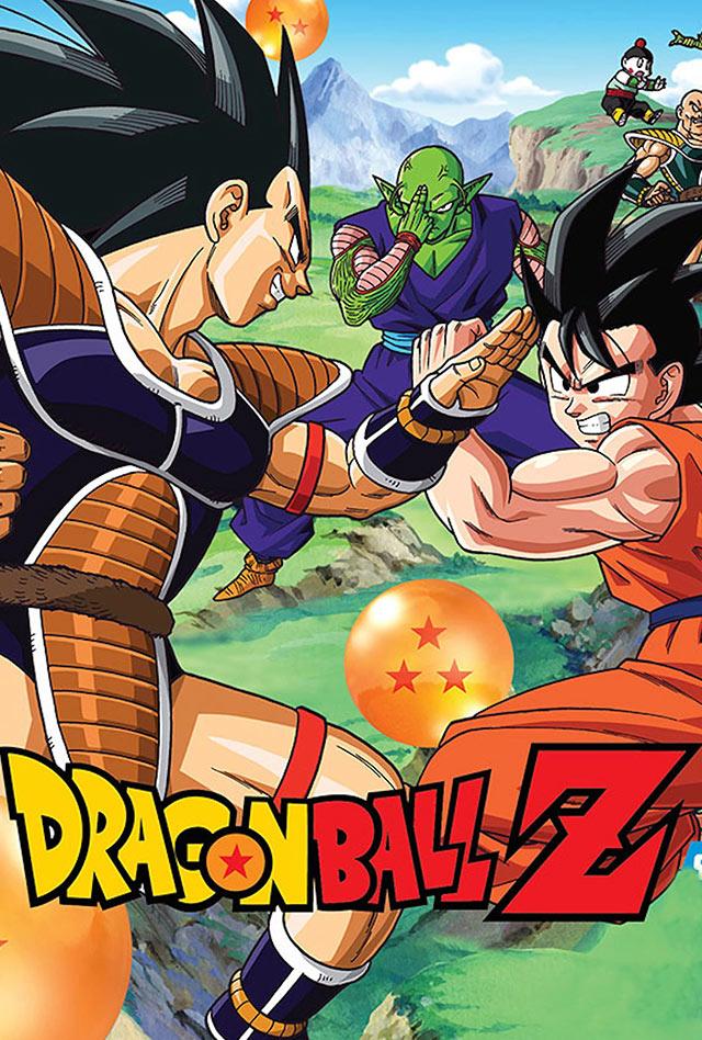 Dragon Ball Z (Dragon Ball Z) 1. évad