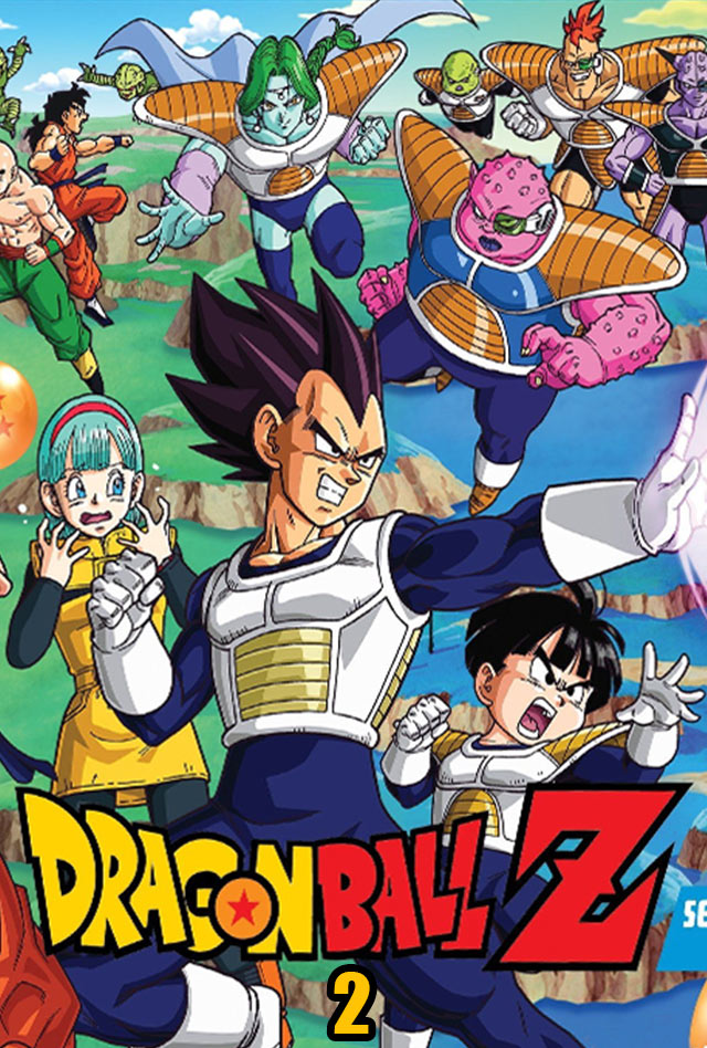 Dragon Ball Z (Dragon Ball Z) 2. évad