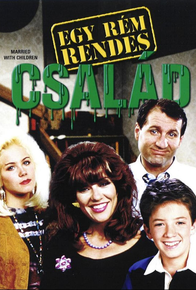 Egy rém rendes család (Married with Children) 1. évad