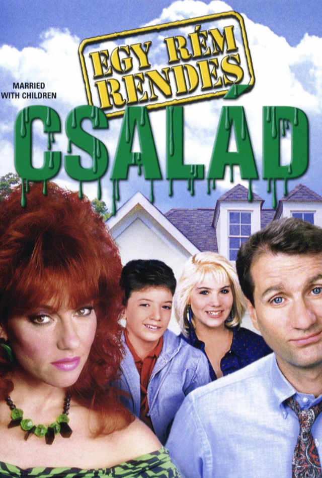 Egy rém rendes család (Married with Children) 2. évad