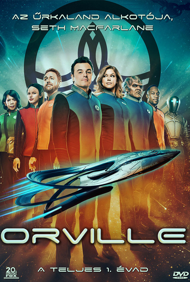 Orville (The Orville) 1. évad