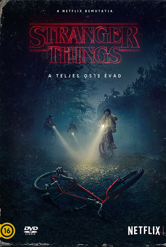 Stranger Things (Stranger Things) 1. évad