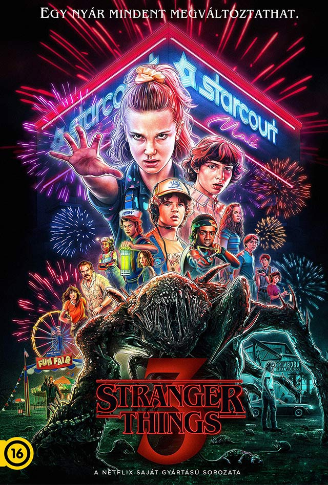 Stranger Things (Stranger Things) 3. évad