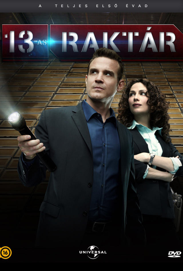 13-as raktár (Warehouse 13) 1. évad