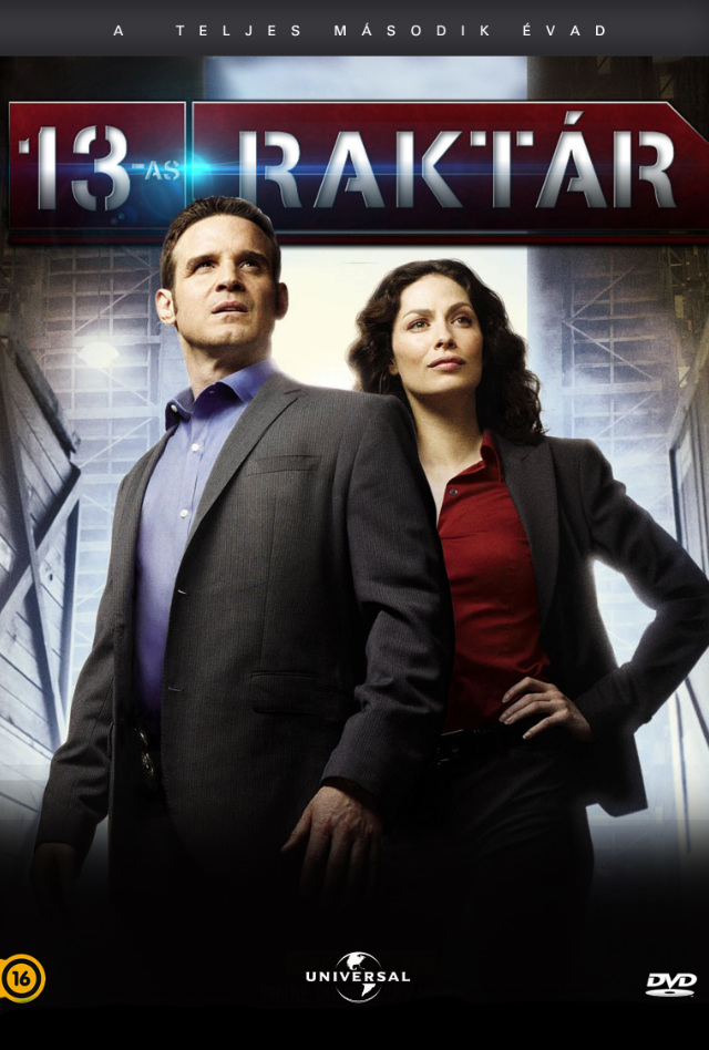 13-as raktár (Warehouse 13) 2. évad