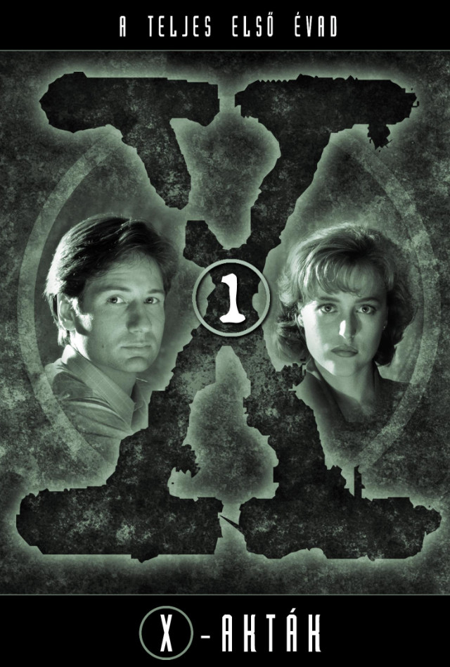 X-akták (The X-Files) 1. évad