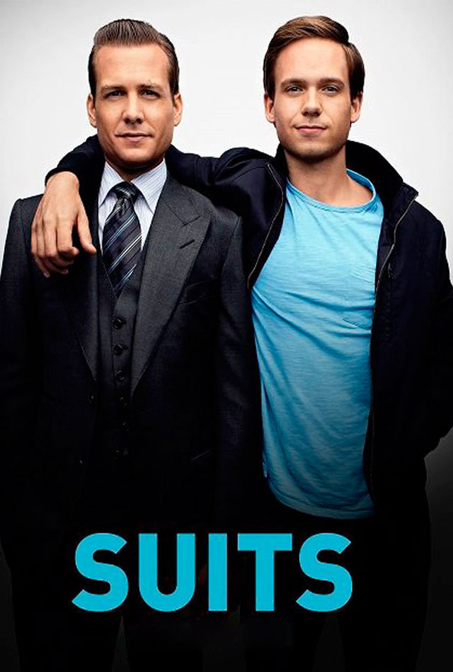 Briliáns elmék (Suits) 1. évad