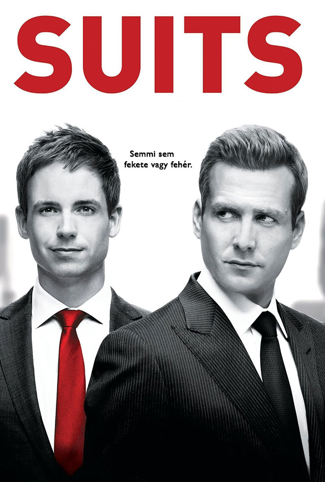 Briliáns elmék (Suits) 2. évad