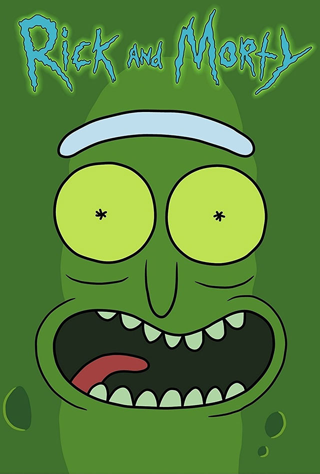 Rick és Morty (Rick and Morty) 3. évad