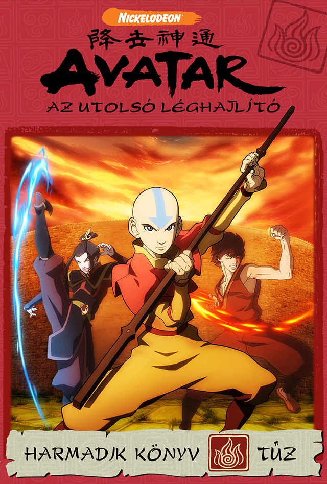 Avatár Aang legendája (Avatar The Last Airbender) 3. évad