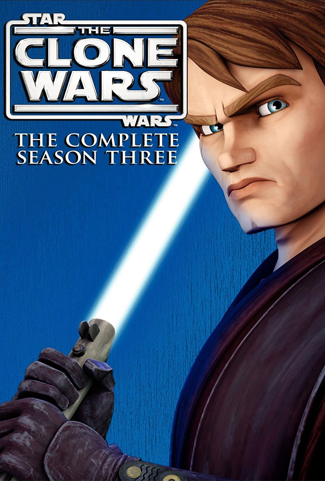 Star Wars: A klónok háborúja (Star Wars: The Clone Wars) 3. évad