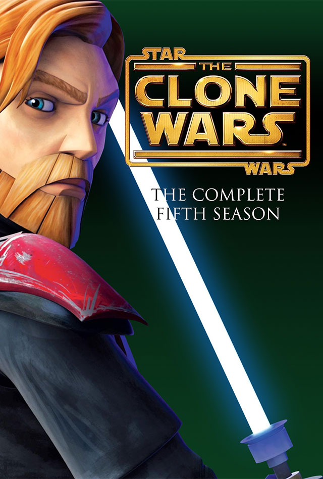 Star Wars: A klónok háborúja (Star Wars: The Clone Wars) 5. évad