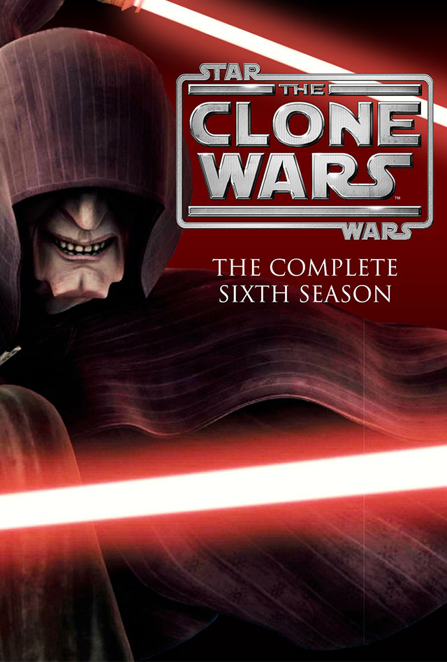 Star Wars: A klónok háborúja (Star Wars: The Clone Wars) 6. évad