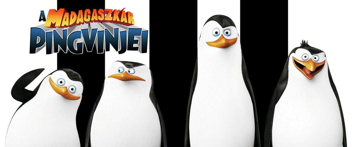 A Madagaszkár pingvinjei (The Penguins of Madagascar)